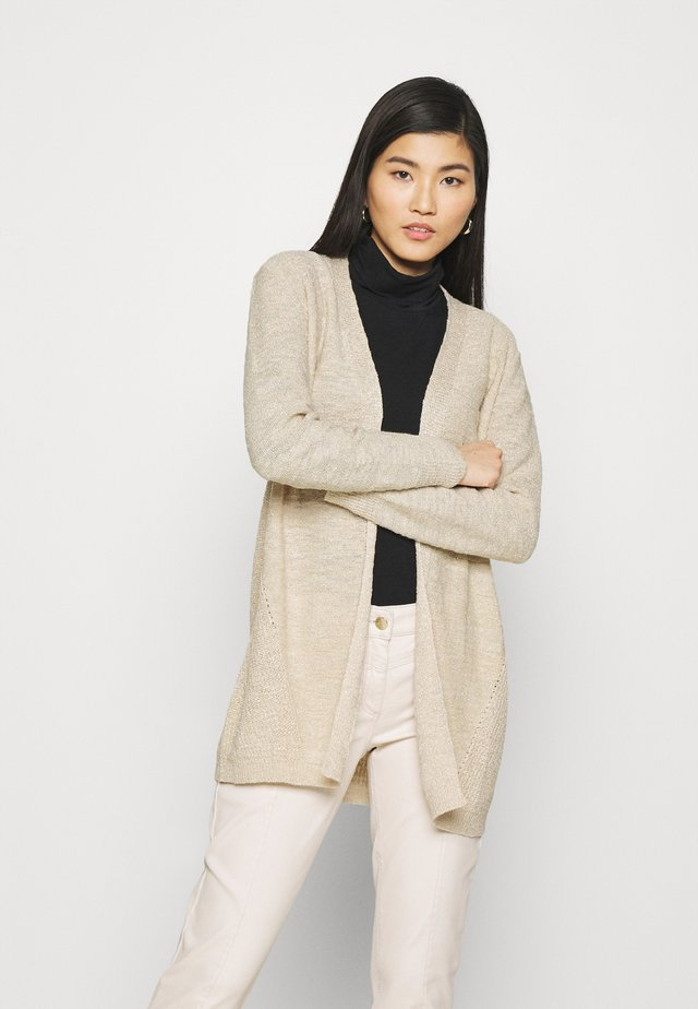 CARDIGAN - Gilet - white coffee