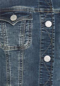 Herrlicher - JOPLIN JOGG - Denim jacket - blue denim - 2