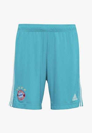 FC BAYERN GOALKEEPER SHORTS - Sports shorts - green