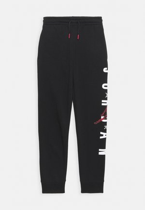 AIR PANT UNISEX - Verryttelyhousut - black