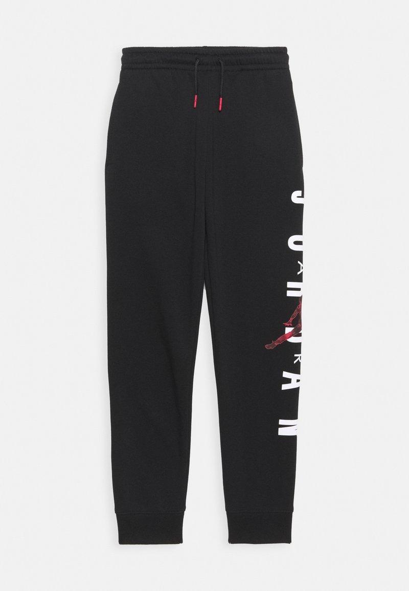 Jordan - AIR PANT UNISEX - Pantalones deportivos - black