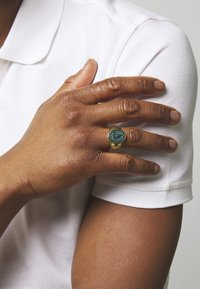 Classics77 - WASH OUT SIGNET - Ring - gold-coloured - 1
