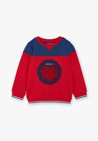 Sergent Major - Sweatshirt - red - 0