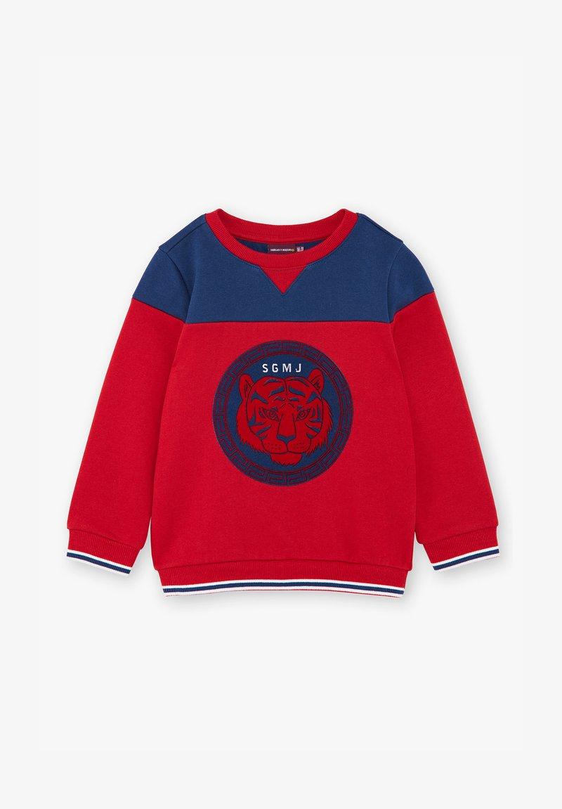 Sergent Major - Sweatshirt - red
