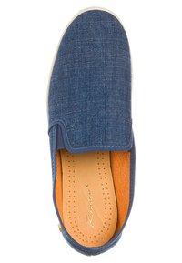 RIVIERAS - BLUE JEAN - Nazouvací boty - denim - 6