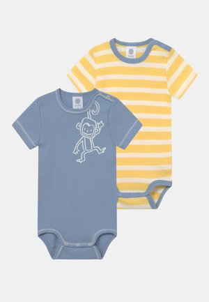 2 PACK UNISEX - Body - yellow/blue