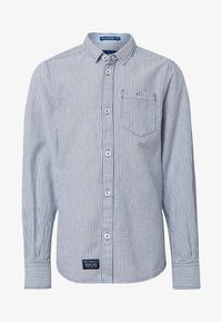TOM TAILOR - Shirt - blue - 0