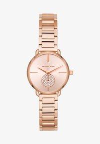 Michael Kors - PORTIA - Watch - roségold-coloured - 1