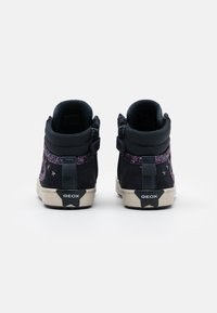 Geox - KALISPERA GIRL - Sneakersy wysokie - navy/prune - 2