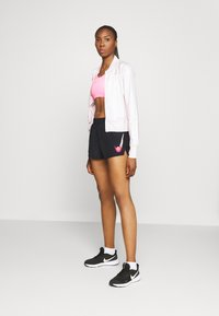 Nike Performance - SHORT - Sports shorts - black/hyper pink - 1