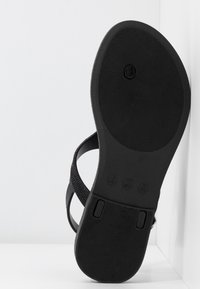 Laura Biagiotti - T-bar sandals - black - 6