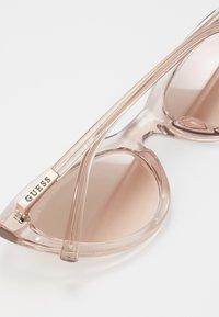 Guess - Occhiali da sole - transparent - 3