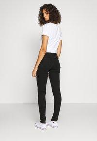 Gap Tall - SKINNY SAMANTHA - Jeans Skinny Fit - true black - 2