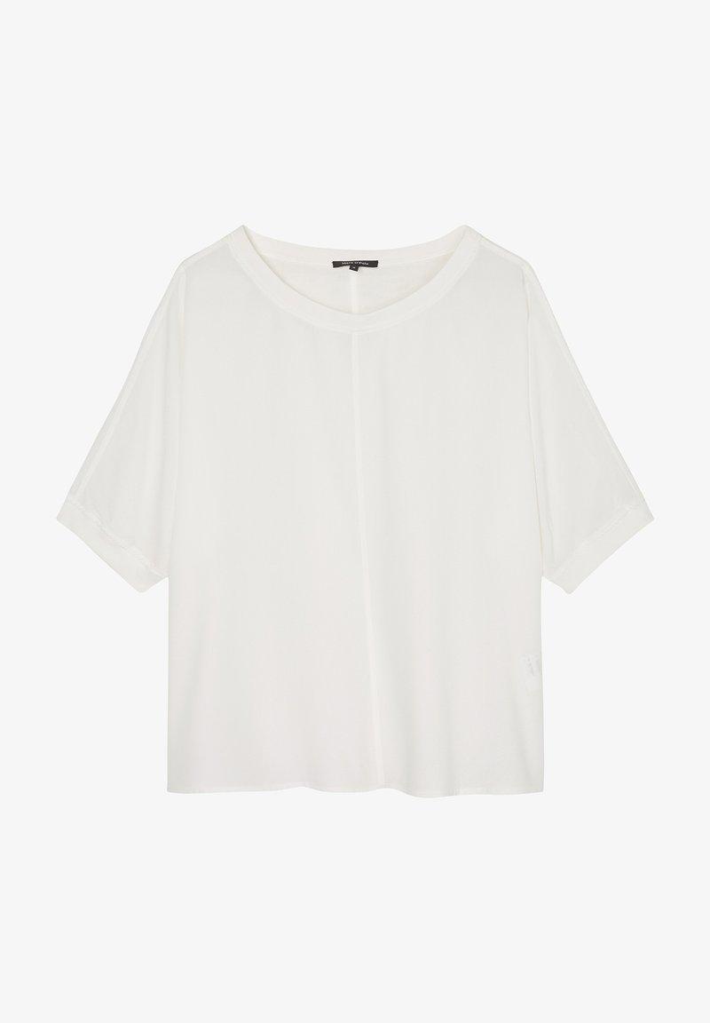 Marc O'Polo - Blouse - cotton white