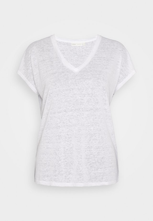 FAYLINN  - T-shirt basic - pure white