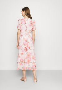 Forever New - SUSANNA RUFFLE TIERED MIDI DRESS - Day dress - blush spring - 2