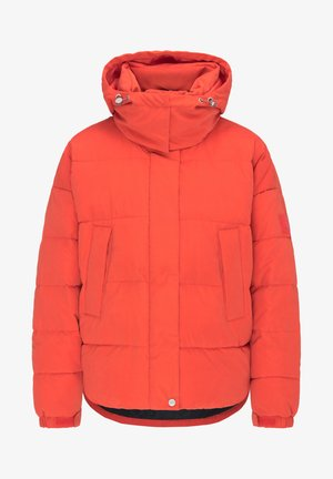 Winter jacket - poinciana