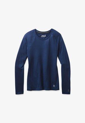 LIGHTWEIGHT 150 BASELAYER - Long sleeved top - indigo blue