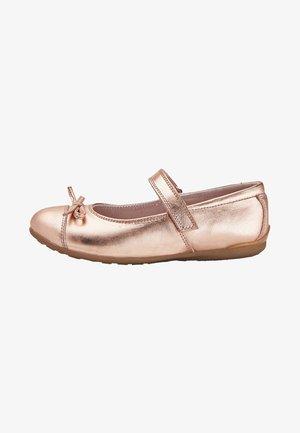 MARY JANE  - Bailarinas - gold
