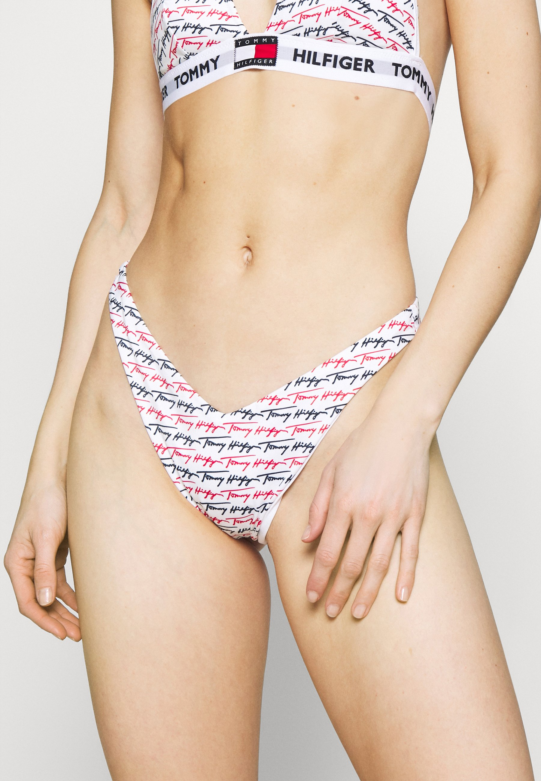 Women PRIDE CHEEKY HIGH LEG - Bikini bottoms
