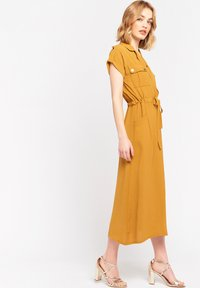 LolaLiza - Day dress - ocher - 1