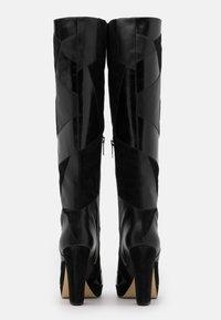 MICHAEL Michael Kors - HANYA BOOT - High heeled boots - black - 3