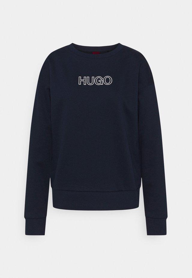 NAKIRA - Sweater - open blue