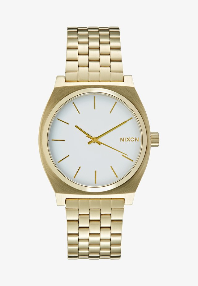 TIME TELLER - Watch - gold-coloured