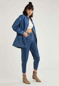 DeFacto - Relaxed fit jeans - blue - 5