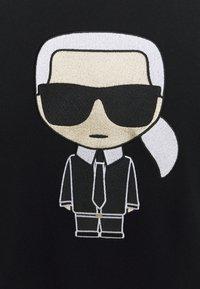KARL LAGERFELD - CREWNECK - Sweatshirt - black - 5