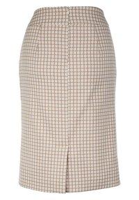 Alba Moda - Pencil skirt - beige,taupe - 6