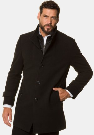 Short coat - zwart