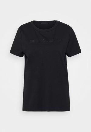 ANISIA - Print T-shirt - schwarz