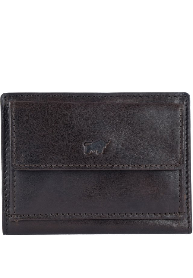 AREZZO RFID 8 CM - Wallet - braun