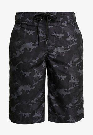 BOARD SHORTS - Swimming shorts - black