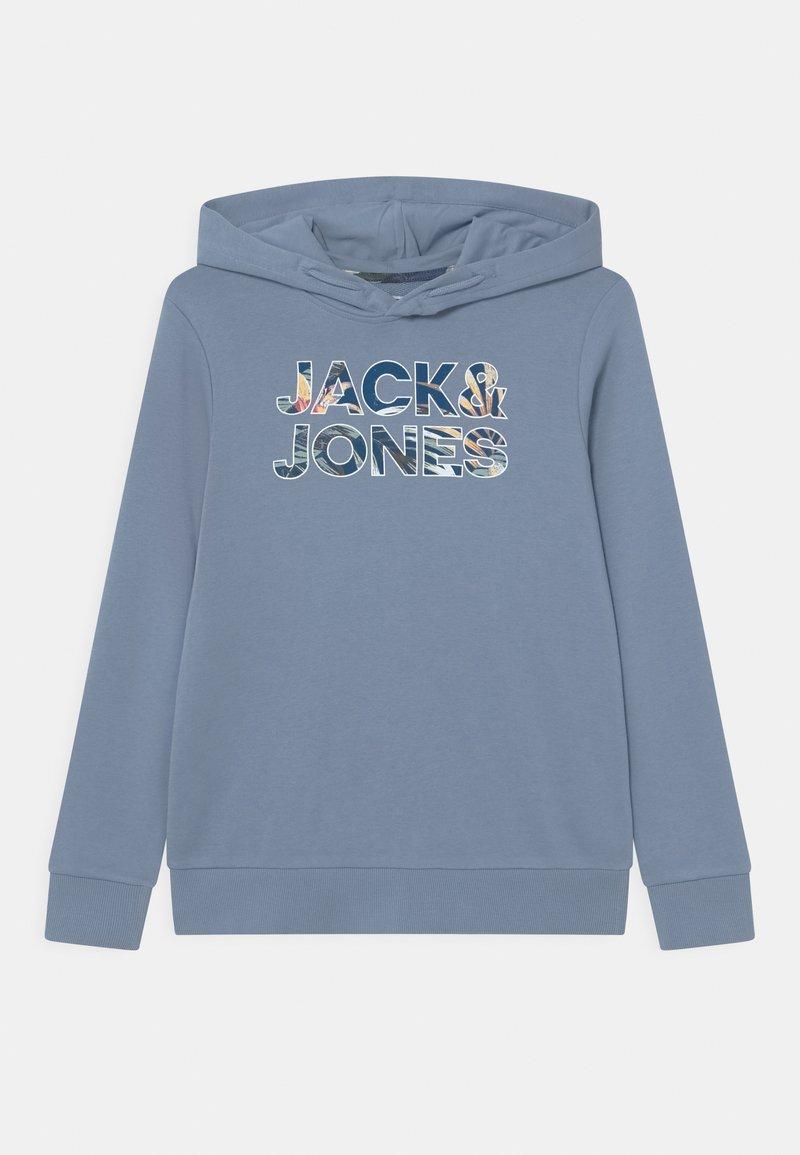 Jack & Jones Junior - JJFLEUR - Hættetrøjer - faded denim