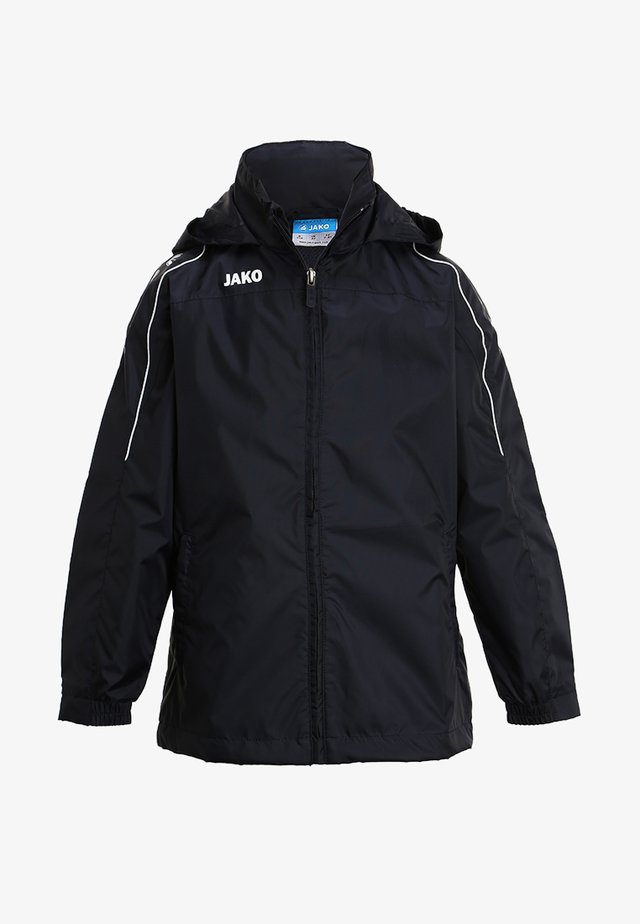 ALLWETTERJACKE TEAM  - Waterproof jacket - marine