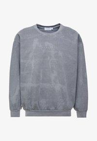 Topman - UNISEX ZURICH PUFF  - Sweatshirt - grey - 4