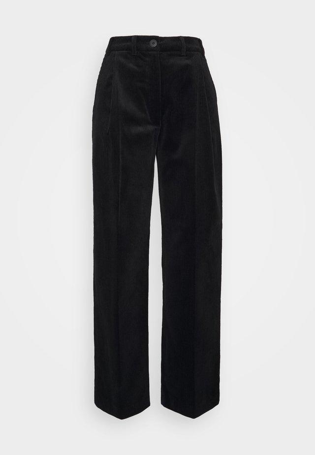LUCAS - Pantalon classique - black