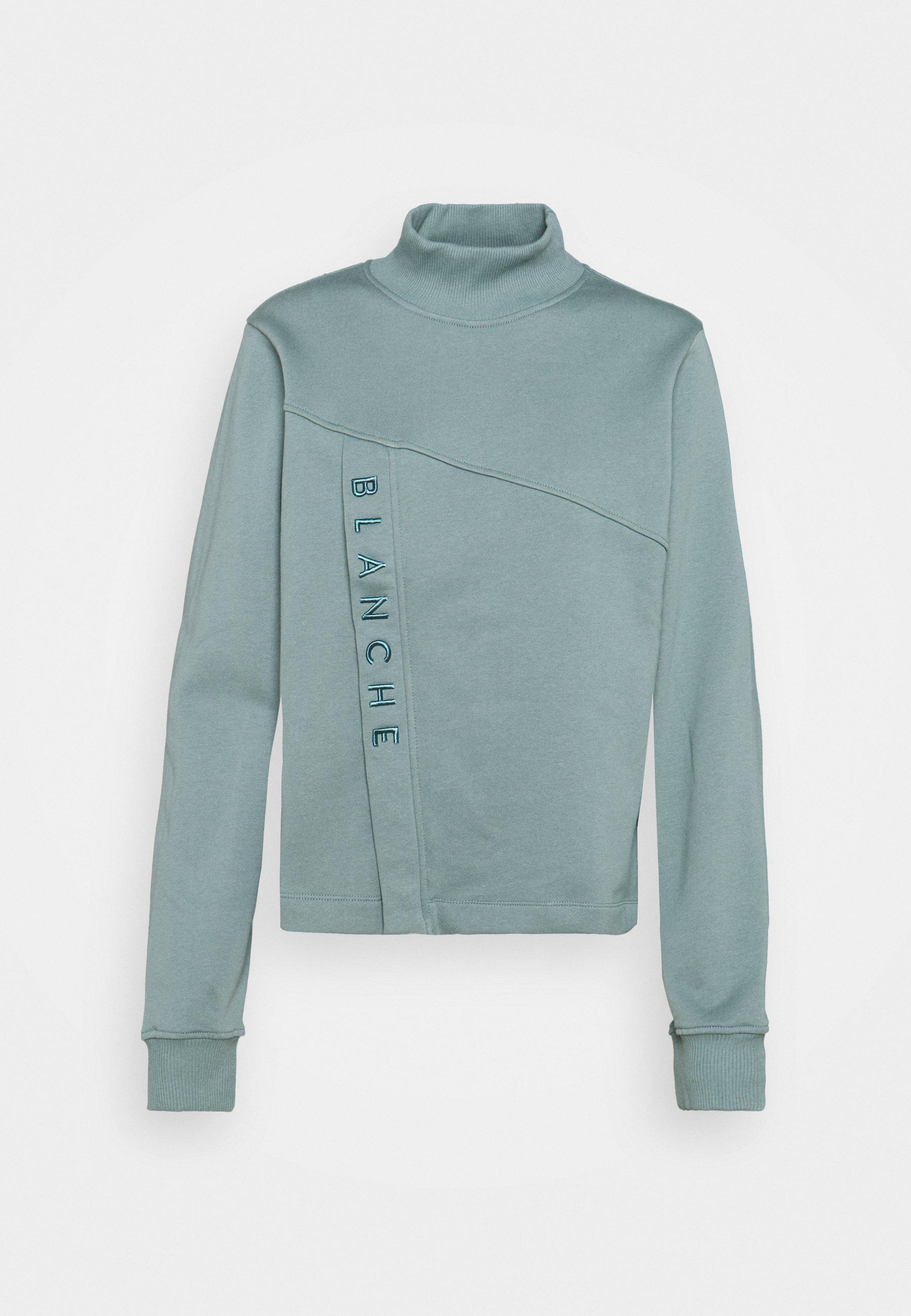 Women HELLA ZIP  - Sweatshirt