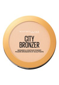 Maybelline New York - CITY BRONZE PUDER - Bronzer - 100 light cool