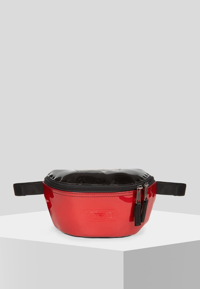 CONTEMPORARY / SPRINGER GLOSSY - Heuptas - glossy red