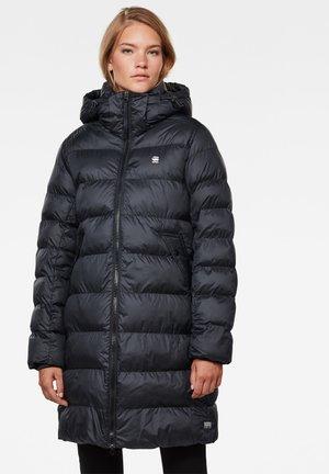 WHISTLER HOODED SLIM LONG - Winter coat - mazarine blue