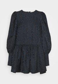 Never Fully Dressed Petite - MINI DRESS - Korte jurk - navy - 5