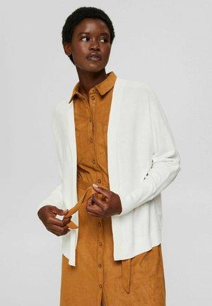 OFFENER FLEDERMAUS - Cardigan - off white