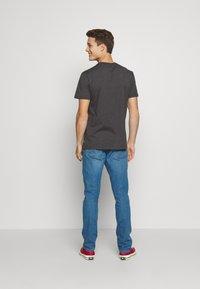 Billabong - Camiseta estampada - black - 2