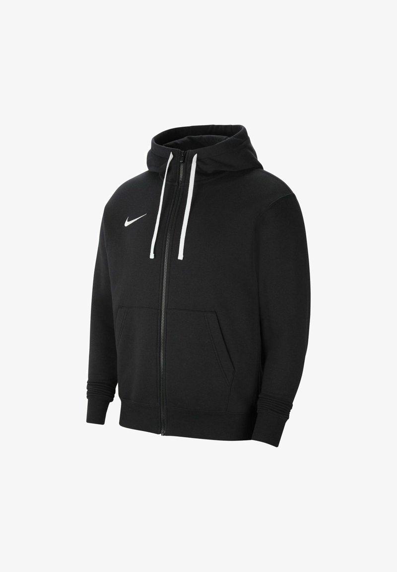 Nike SB - Huvtröja med dragkedja - black