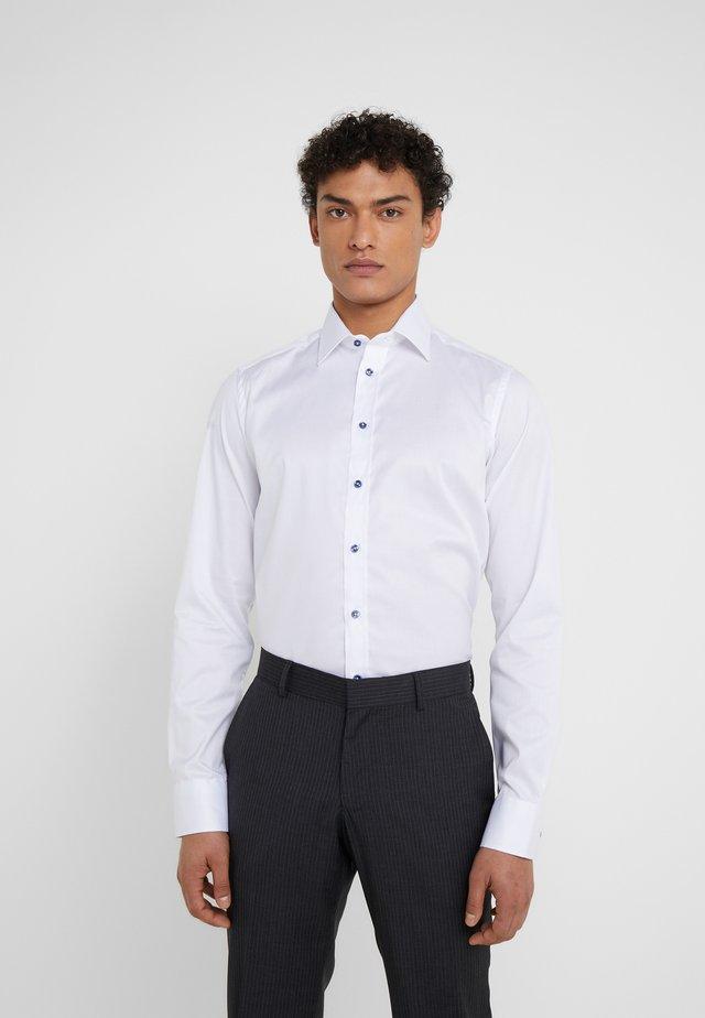 IVER TRIM - Koszula biznesowa - white