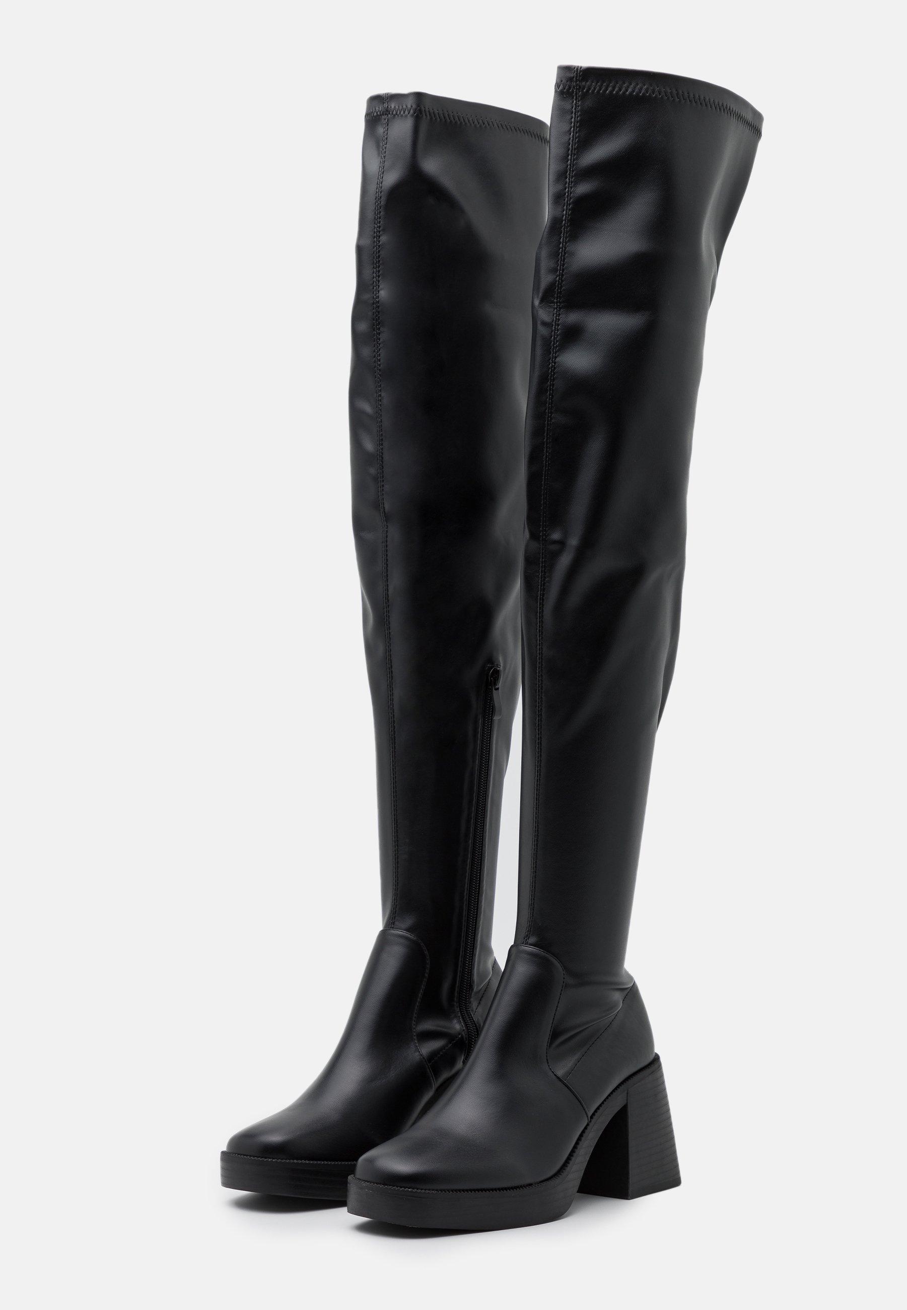 JOYEN Klassiska stövlar black