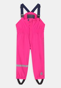 Killtec - JAELY MINI UNISEX - Rain trousers - neon pink - 0